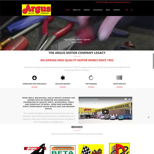 Argus Motor Company